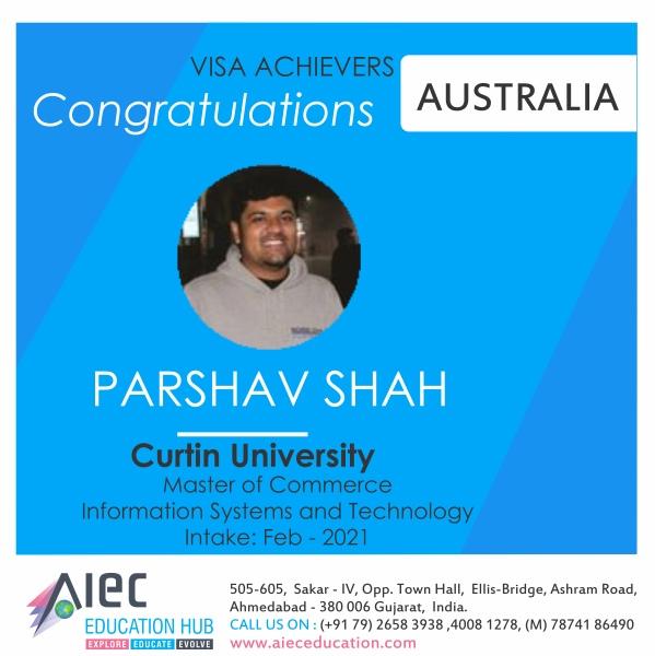 2 Parshav Shah