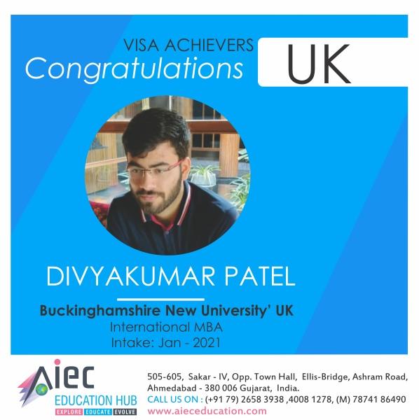 7 Divyakumar UK VISA